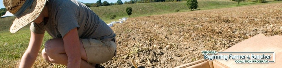 Virginia Beginning Farmer & Rancher Coalition Project