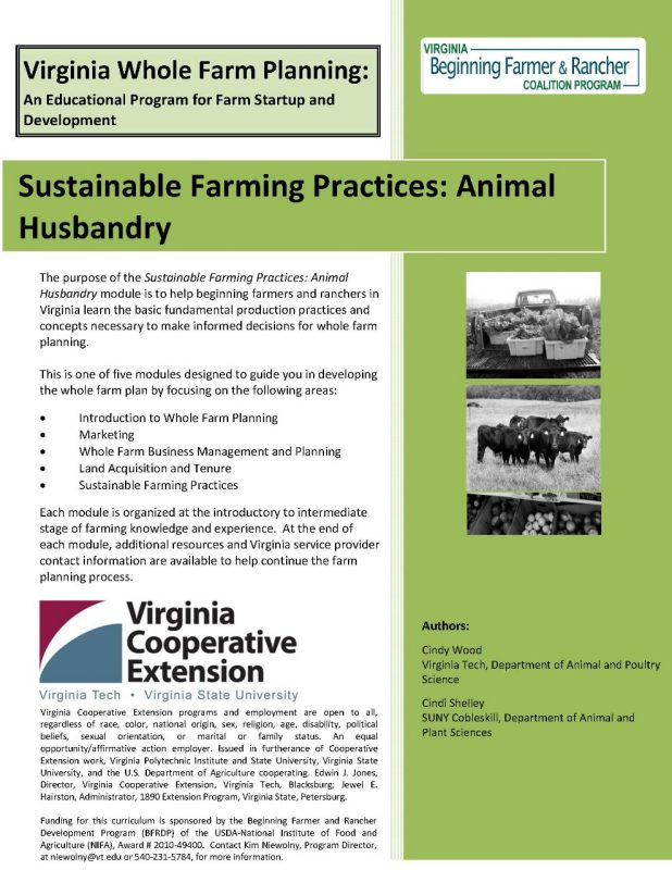 Animal Husbandry Image